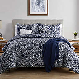 VCNY Home Arwen 7-Piece Reversible Comforter Set