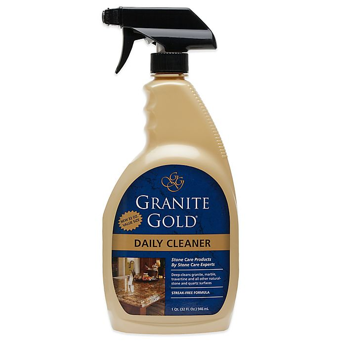 Alternate image 1 for Granite Gold® 32-Ounce Daily Cleaner