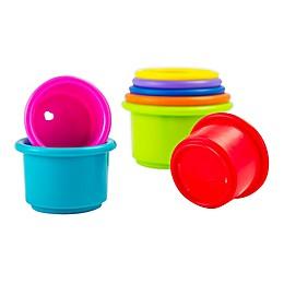 Lamaze® 8-Piece Pile & Play Cups