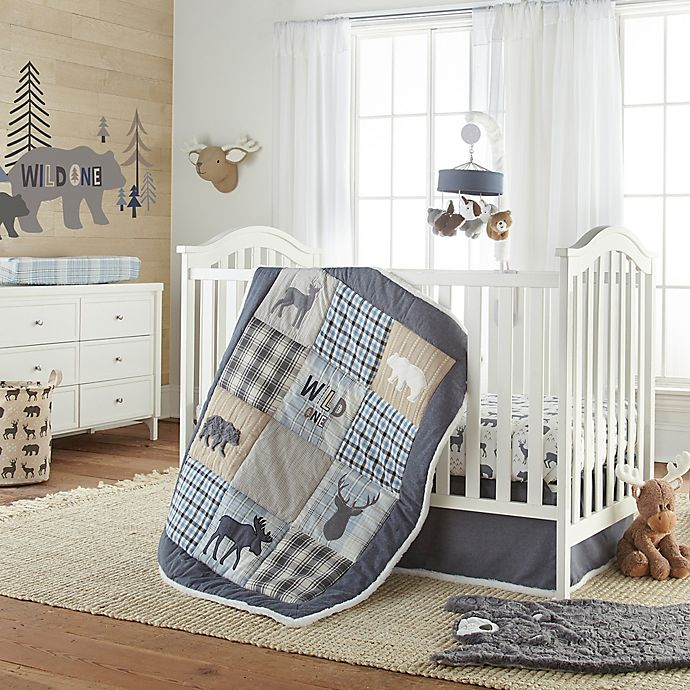 Alternate image 1 for Levtex Baby® Logan Nursery Bedding Collection