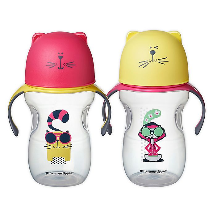Alternate image 1 for Tommee Tippee 10 Oz Sippy Cup in Assorted