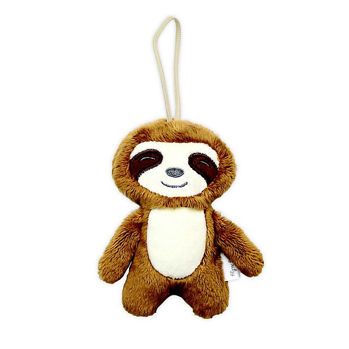 Alternate image 1 for Itzy Ritzy® Sloth Sweetie Pal™ with Pacifier