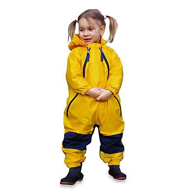 Tuffo Muddy Buddy Rain Suit in Yellow