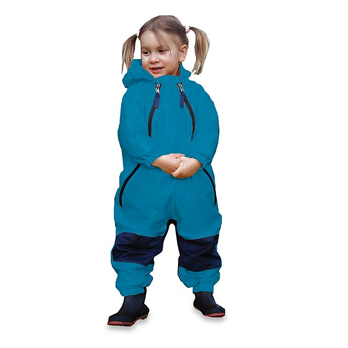 Alternate image 1 for Tuffo Muddy Buddy Rain Suit in Blue