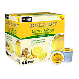 Bigelow® Classic Lemon Ginger Tea Keurig® K-Cup® Pods 48-Count