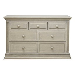Sorelle Providence 7-Drawer Double Dresser
