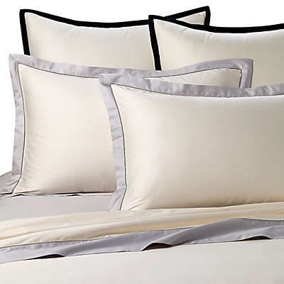 Barbara Barry Dream Musical Chairs Pillowcase Pair in Ivory