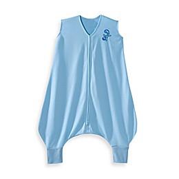 HALO® SleepSack® Early Walker Lightweight Knit in Blue Gecko