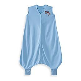 HALO® SleepSack® Lightweight Knit Big Kids Wearable Blanket in Blue Truck