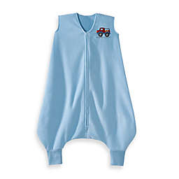 HALO® SleepSack® Micro-Fleece Big Kids Wearable Blanket in Blue Truck