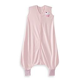 HALO® SleepSack® Lightweight Knit Big Kids Wearable Blanket in Pink Cupcake
