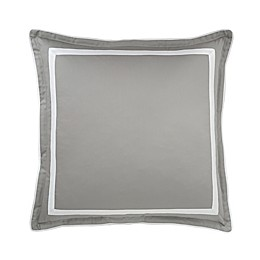 Under the Canopy® Hotel Border European Pillow Sham