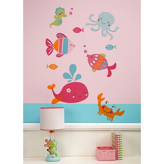Alternate image 1 for carter's® Under the Sea Wall Decals