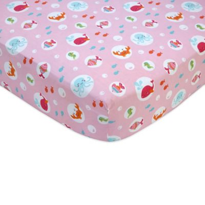 Carter S 174 Under The Sea Fitted Crib Sheet Buybuy Baby