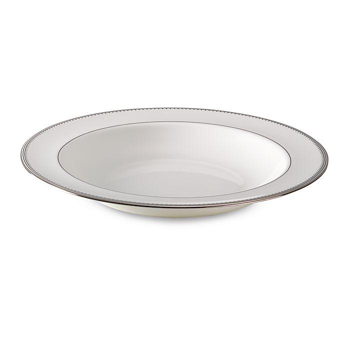 Alternate image 1 for Vera Wang Wedgwood® Grosgrain Pasta Bowl