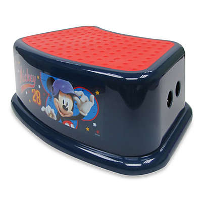 Ginsey Disney® Mickey Mouse Step Stool