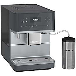 Miele® CM 6350 Countertop Coffee Machine in Black