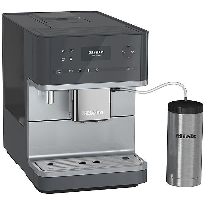 Alternate image 1 for Miele® CM 6350 Countertop Coffee Machine in Black