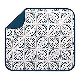 The Original™ Dish Drying Mat in Burst Print