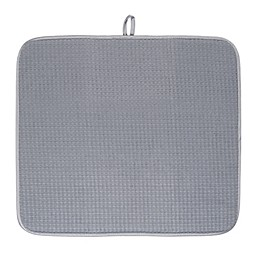 The Original™ Dish Drying Mat in Grey