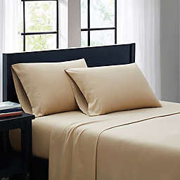 SALT™ Microfiber Standard/Queen Pillowcases in Taupe (Set of 2)