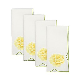 Josephine Cutwork Napkins (Set of 4)