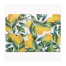 Lemon Motif Placemat