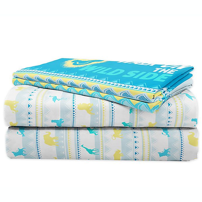 Alternate image 1 for Disney® The Lion King Sheet Set