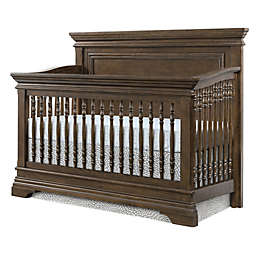 Olivia Flat Top Crib in Rosewood