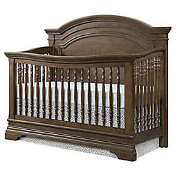 Olivia Arch Crib in Rosewood