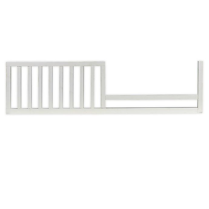 Alternate image 1 for Bel Amore® Channing Toddler Guard Rail in Snow White