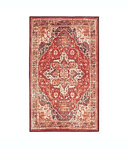 Tapete decorativo Home Dynamix® Tenafly de 51.81 x 82.29 cm en rojo