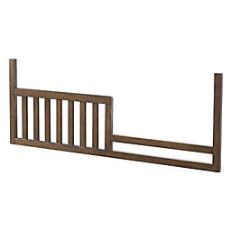 Westwood Design Olivia Toddler Guard Rail in Rosewood (Set of 2)