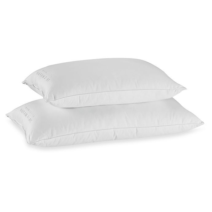 Alternate image 1 for Wamsutta® Dream Zone® Synthetic Down Back/Stomach Sleeper Pillow
