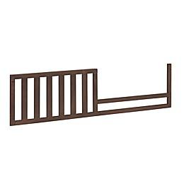 SORELLE Furniture Toddler Guard Rail in Chocolate