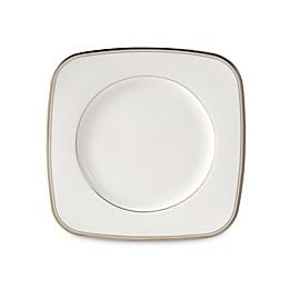 Waterford® Kilbarry Platinum Square Accent Plate