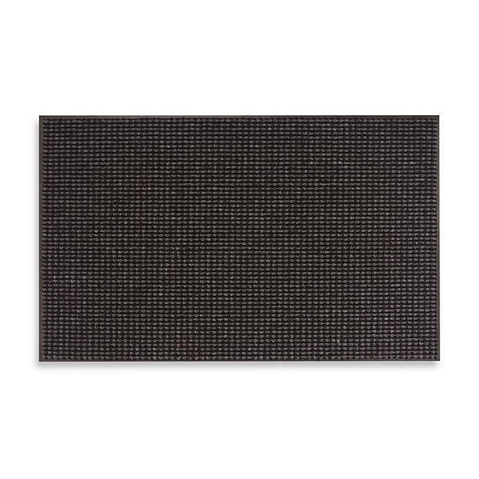 Prestige Vinyl 48 Inch X 72 Inch Door Mat In Granite Bed