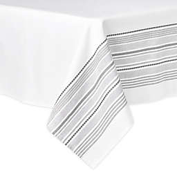 Artisanal Kitchen Supply® Ashbury Tablecloth in White