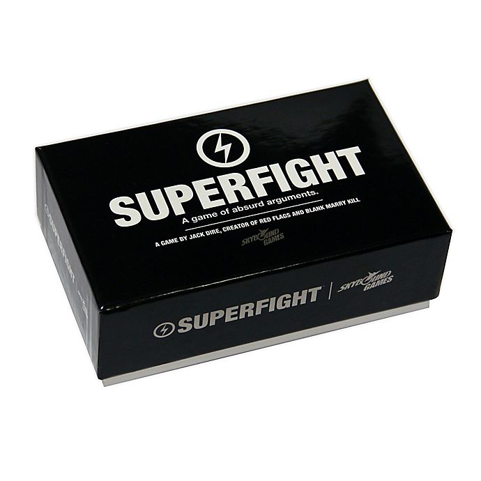 Alternate image 1 for Superfight Card Game