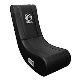Game Rocker 100 Buick Logo Gaming Chair in Black