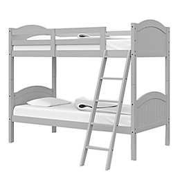 Thomasville Kids Lenox Rubberwood Convertible Twin Bunk Bed