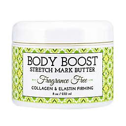 basq Body Boost 8 oz. Fragrance-Free Stretch Mark Butter