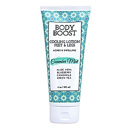 basq Body Boost 6 oz. Cucumber Mint Cooling Lotion