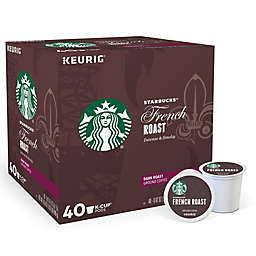 Starbucks® French Roast Coffee Keurig® K-Cup® Pods 40-Count