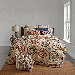 Global Caravan™ Suzani Embroidered Duvet Cover