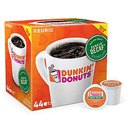 Dunkin' Donuts® Decaf Coffee Value Pack Keurig® K-Cup® Pods 44-Count