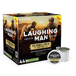 Laughing Man® Colombia Huila Coffee Keurig® K-Cup® Pods 44-Count
