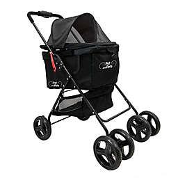 Petique Swift Pet Stroller in Black