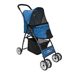 Petique Pebble Umbrella Stroller in Blue