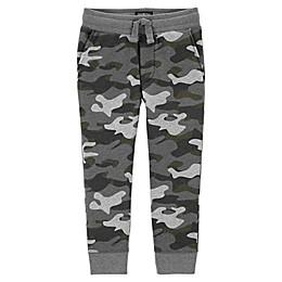OshKosh B'gosh® Camouflage Drawstring Pant